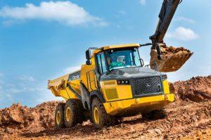 John Deere 260E Articulated Dump Truck price