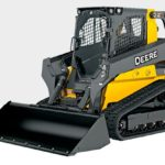 John Deere 333G Compact Track Loader Construction Equipment Information