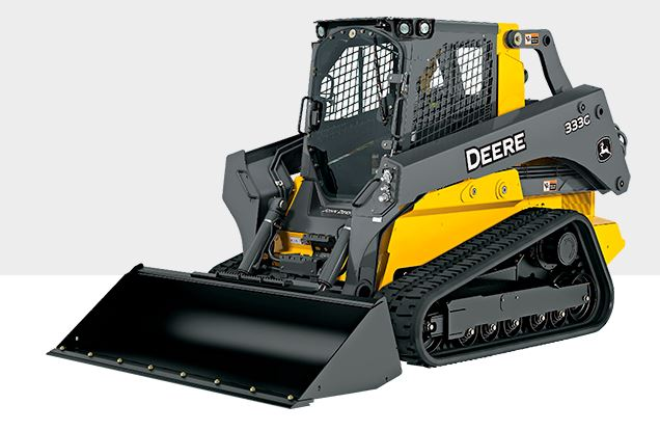 John Deere 333G Compact Track Loader