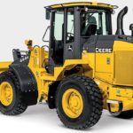 John Deere 444K Small Wheel Loader Price Specs Features Images
