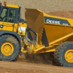 John Deere Articulated Dump Trucks Capacity Price List Specs Features Images