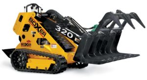 Boxer 320 Mini-Skid Steer Specifications
