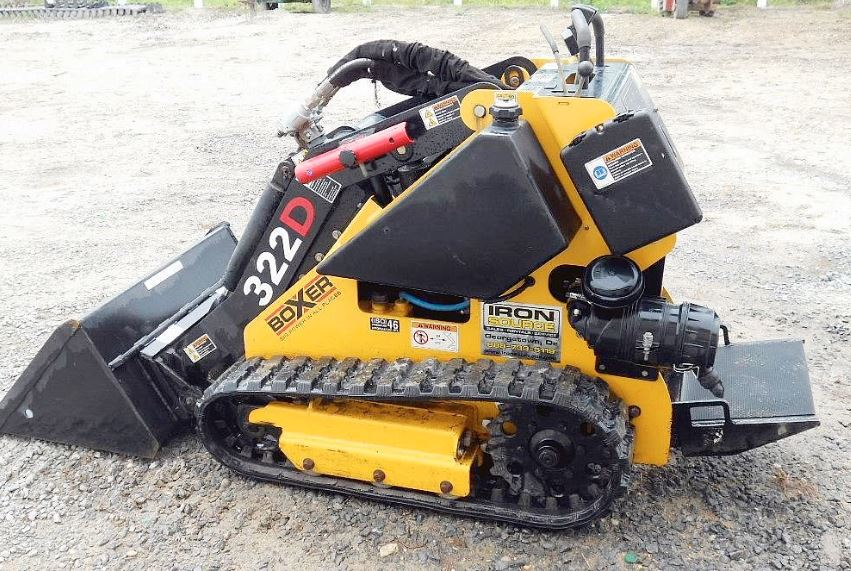 Boxer 322D Mini-Skid Steer Price