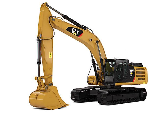 CAT 336F L Long Excavator Construction Equipment Overview
