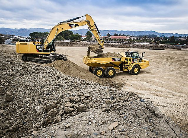 CAT 336F L Large Excavator Specifications