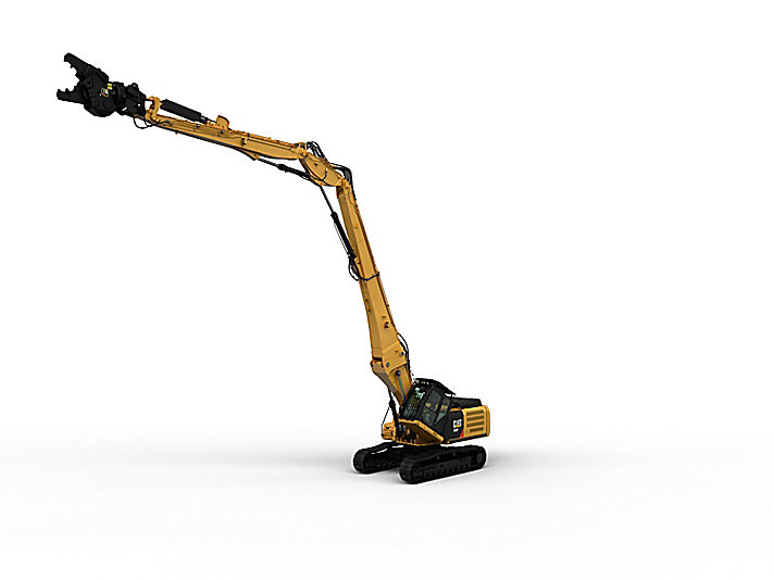 CAT 340F UHD Demolition Excavator Overview