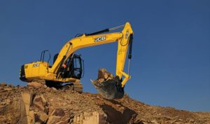 JCB JS 140 Excavator price in india