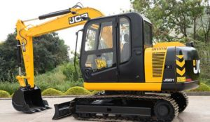 JCB JS 81 Excavator price in india