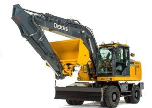 John Deere 190G W Excavator