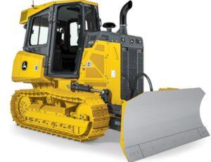 John Deere 450K Crawler Dozer Price