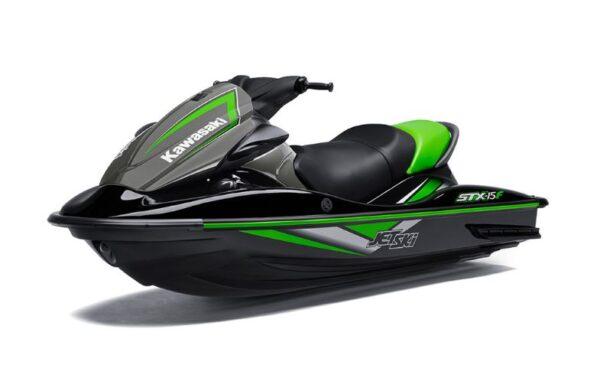 Kawasaki jet ski STX-15F Key Features