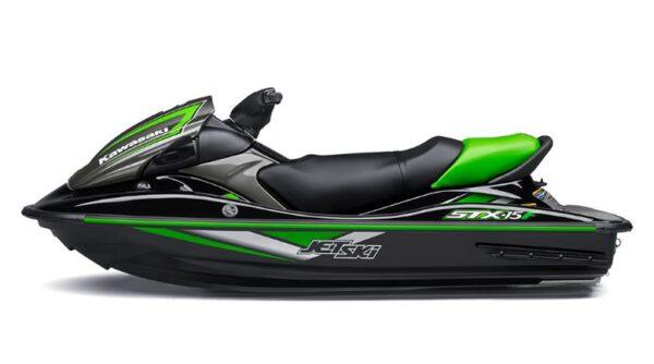Kawasaki jet ski STX-15F Specifications
