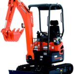 Kubota U17 Zero Tail Swing Compact Excavators Price Specs Features