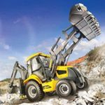 Mahindra EarthMaster 4WD Backhoe Loader Price Specs Features