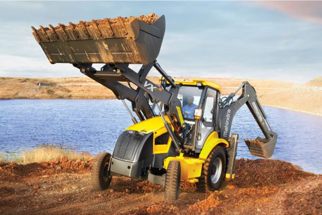 Mahindra EarthMaster VX Backhoe Loader Price