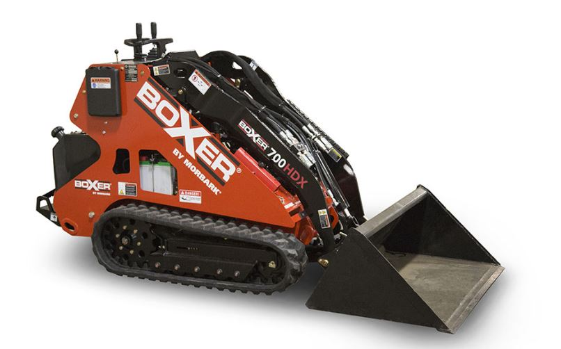 Boxer 700HDX Mini Skid-Steer price specs features