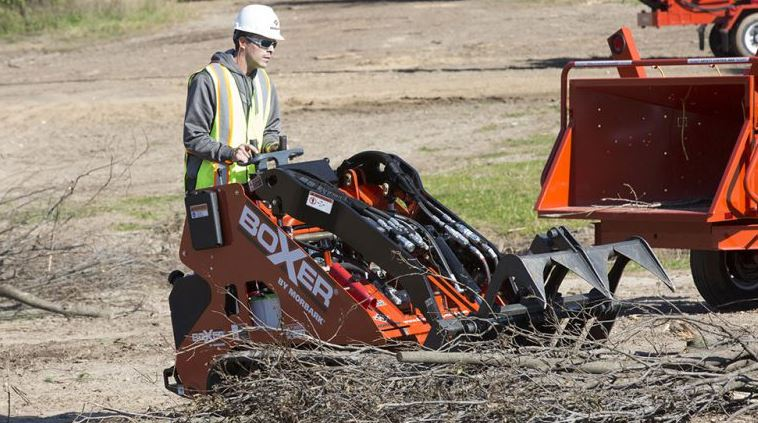 Boxer 950HD Mini Skid-Steer Specifications