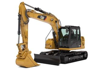 CAT 311F L RR SmallExcavator