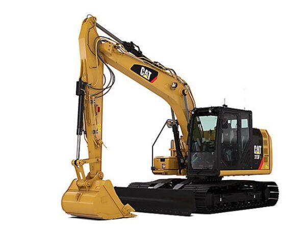 CAT 313 L SmallExcavator