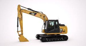 CAT 313F L GC Small Excavator
