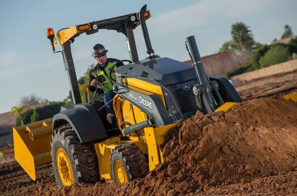 John Deere 210L Tractor Loader Key Features