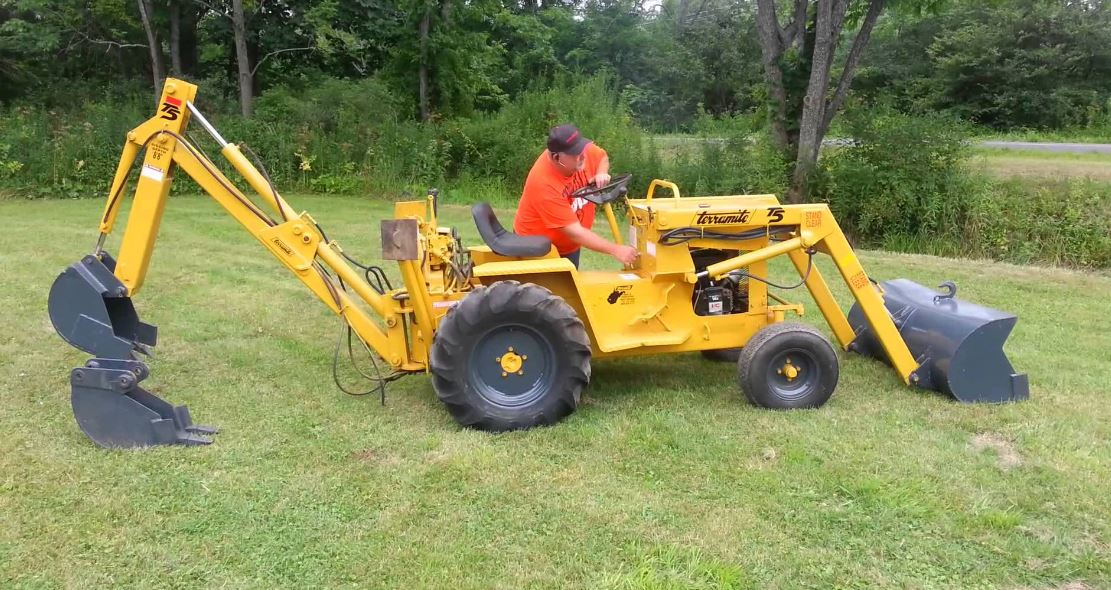 Terramite T5 Compact Tractor Loader Backhoe price list