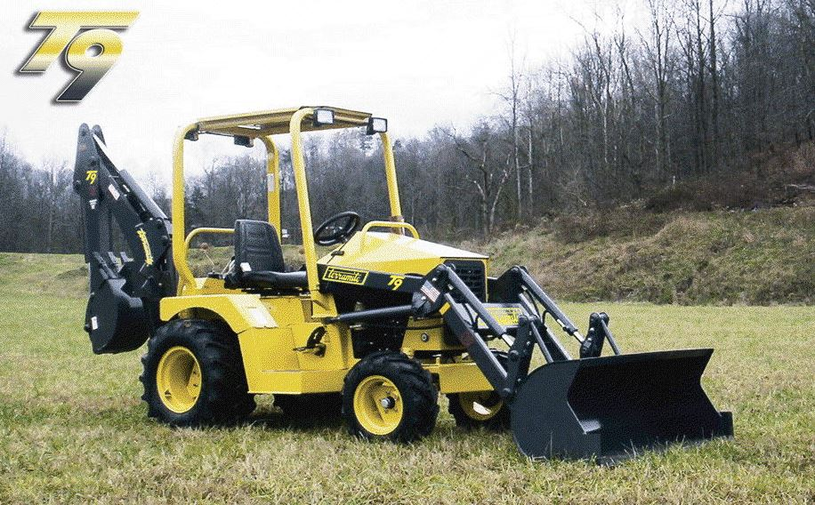Terramite T9 Compact Tractor Loader Backhoe price