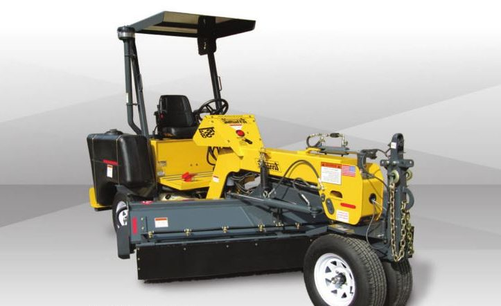 Terramite TSS 46 Compact Towable Street Sweepers price