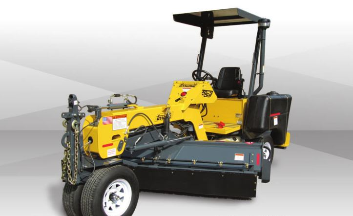Terramite TSS 48 Compact Towable Street Sweepers price