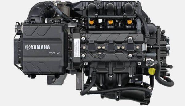 Yamaha EX Deluxe TR 1 Engine
