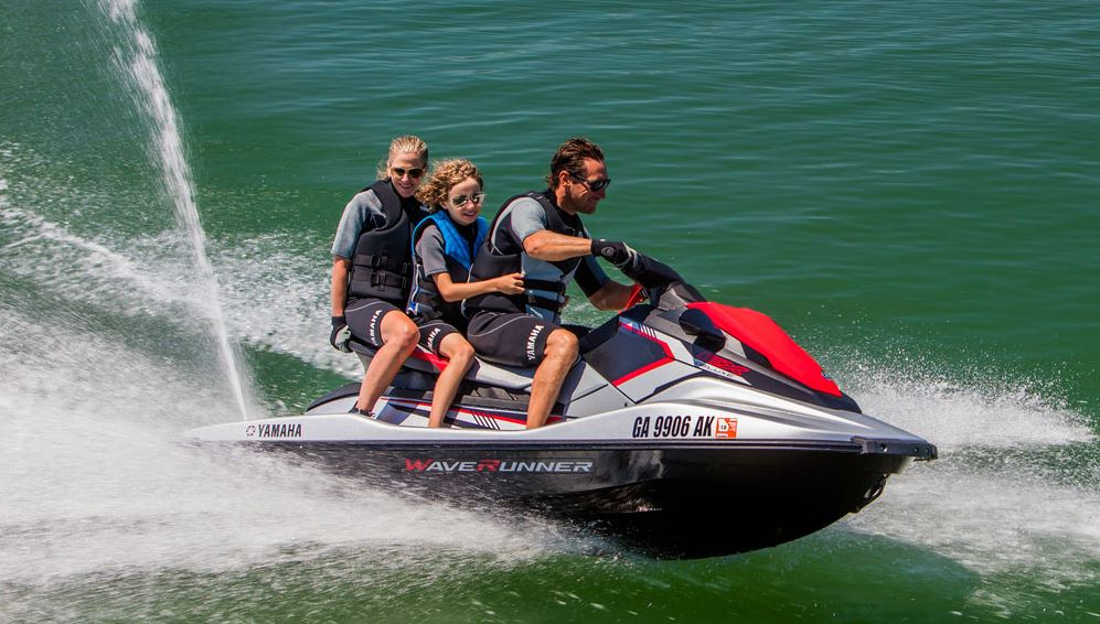 2018 yamaha ex deluxe top speed review specs features images for Yamaha wave runner price