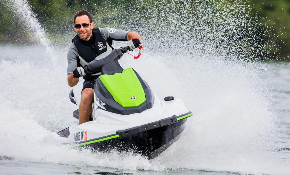 Yamaha EX Waverunner Key Facts