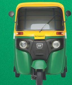 Bajaj RE Compact CNG Auto Rickshaw