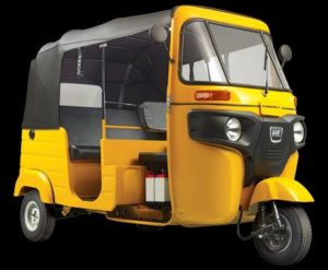 Bajaj RE Compact Diesel Auto Rickshaw