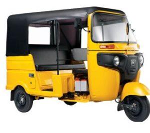 Bajaj RE Optima Diesel Auto Rickshaw