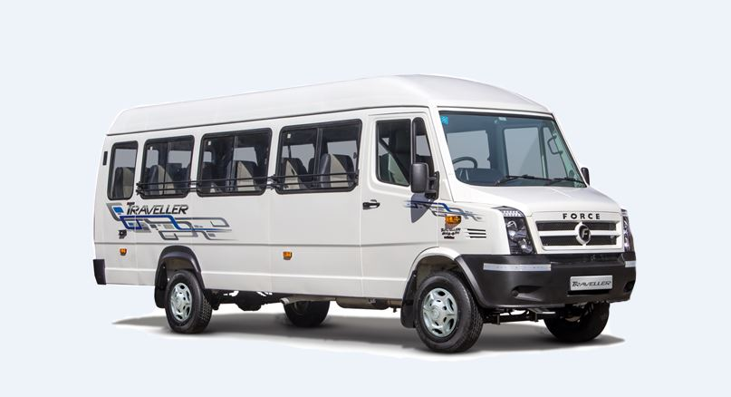 FORCE TRAVELLER 4020 Price in india