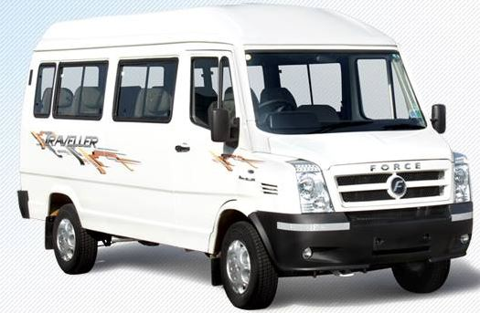 Force Traveller 3050 price in india