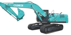 Kobelco SK220XD Construction Equipment