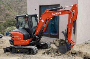 KubotaKX040-4GAExcavator price