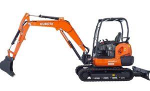 KubotaKX040-4HGExcavator price