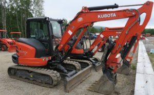 KubotaKX057-4A1Excavator price