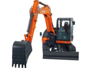 KubotaKX080-4SGAExcavator price