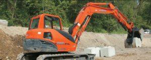 KubotaKX080-4SWExcavator price