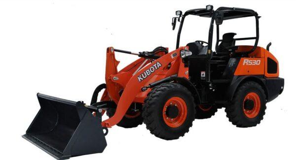 Kubota R530 Wheel Loaderprice