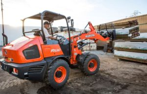 Kubota R530C Wheel Loader price