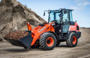 Kubota R630 Wheel Loader price