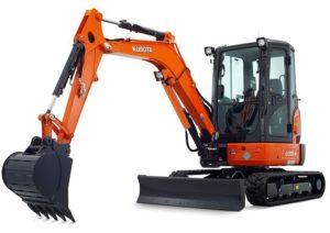 Kubota U35-4GA Excavator priceprice