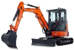Kubota U35-4HG Excavator price