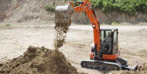Kubota U55-4W1 Excavator price