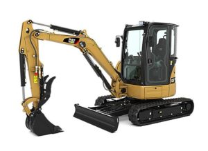 Caterpillar 303 5E CR Hydraulic Excavator price